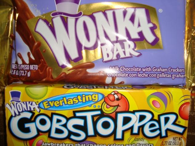 Hey, Wonka! Quero ir à Fantástica Fábrica de Chocolate!